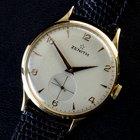 Zenith Vintage Cal.126 Dresswatch / Yellow Gold / 36.6 mm / 1950