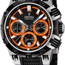 Festina Chrono Bike 2014 F16775/6 Herrenchronograph Massives...