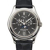 Patek Philippe 5146P-001 Complications Annual Calendar Moon...