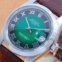 Rolex 1500 Oyster Perpetual Roman Dial Automatic Men's Watch
