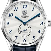 TAG Heuer Carrera Calibre 6 Heritage Automatic 39 WAS2111.FC6293