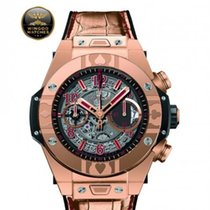 Hublot - BIG BANG UNICO WORLD POKER TOUR KING GOLD