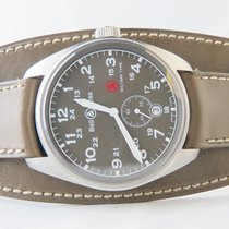 Bell & Ross Vintage Military Type BR123