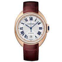Cartier Cle Automatic Mid-Size Watch Ref WJCL0012
