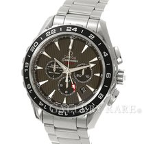 Omega Seamaster Aqua Terra 150 M Co-Axial GMT Chronograph 44MM