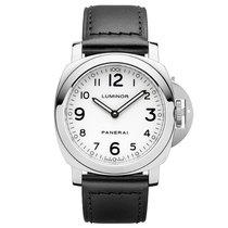 Panerai Luminor Base Acciaio Manual Mens watch PAM00114