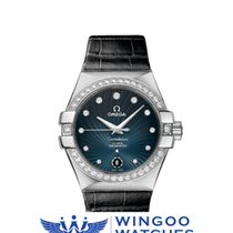 Omega - Constellation Co-Axial 35 MM Ref. 123.18.35.20.56.001