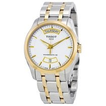 Tissot Couturier Powermatic 80 Automatic Mens Watch T035.407.2...
