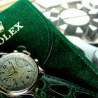 Rolex Chronograph Vintage column wheel