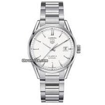 TAG Heuer Carrera Calibre 5 White