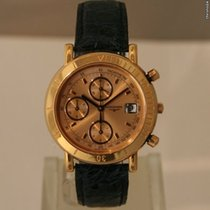 Longines Chronograph Rotgold