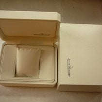 Jaeger-LeCoultre leather watch box with outer box, New
