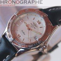 Breitling CALLISTO quartz A57046  Acier 1998