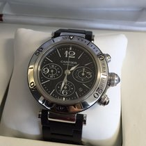 Cartier Pasha Seatimer Chrono