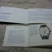 Eberhard & Co. kit warranty and booklet navymaster chrono nos