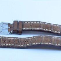 Breitling Kroko Leder Armband Band 22mm 22-20 Mit Dornschliess...