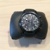 Fortis B-42 Flieger Black Chrono Limited Edition