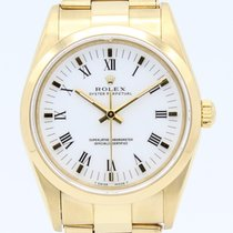 Rolex Oyster Perpetual Automatic 18K Gold 14208