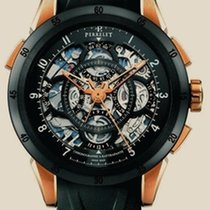 Perrelet Skeleton Chrono  SPLIT-SECONDS CHRONOGRAPH
