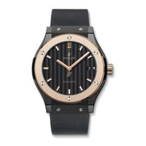 Hublot Classic Fusion  38mm Automatic Ceramic Mens Watch Ref...