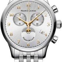 Maurice Lacroix Les Classiques LC1087-SS002-121-1 Armbanduhr...