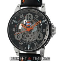 B.R.M V-6 BRM Gulf Racing Gulf Racing Watch 44mm Black Dial...