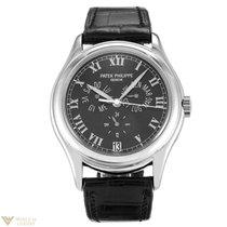Patek Philippe Annual Calendar 18K White Gold Men's Watch