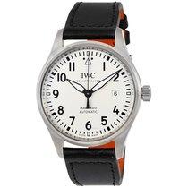 IWC Pilot's Mark XVIII Automatic Silver Dial Men's Watch