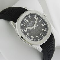 Patek Philippe Aquanaut Automatic 5167A Black Dial Rubber New