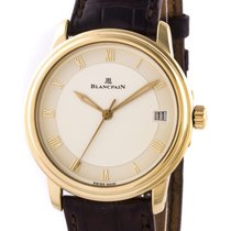 Blancpain Villeret Ultra Slim Date Limited Edition 36MM Watch