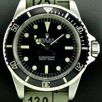 Rolex Submariner Vintage, ref. 5513 Stainless Steel