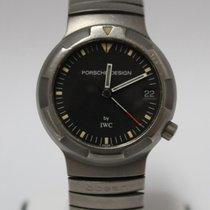IWC Porsche Design Ocean 2000 34mm Black Dial