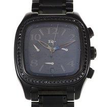 David Yurman Belmont Shadow Mens Automatic Watch T30C7ACSBBRAC