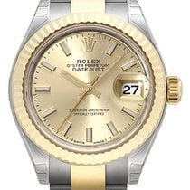 Rolex Lady-Datejust 28 279173 Champagner Index