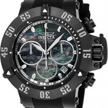 Invicta Subaqua Chronograph Mother of Pearl Dial Mens Watch 22922
