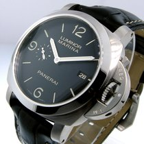 Panerai Unworn  Pam 312 Steel 44 Mm Luminor Marina 1950 Pam 00312