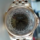 Patek Philippe WORLD TIME PINK GOLD BRACELET 5130/1R
