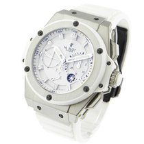 Hublot King Power Big Bang White Limited Edition 100 pieces