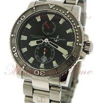 Ulysse Nardin Maxi Marine Diver Chronometer, Black Dial -...