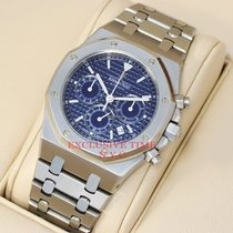 Audemars Piguet Royal Oak 39mm BLUE DIAL 26300ST.OO.1110ST.04