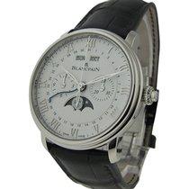 Blancpain Villeret Moon Phase Chronograph