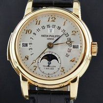 Patek Philippe MINUTE REPEATER 18K YELLOW GOLD / 5016J