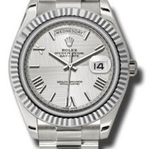 Rolex Day-Date 40 White Gold 228239 sqmrp
