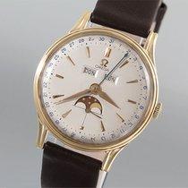 """Omega Vintage""""Cosmic"""" 223/ No 0210 -18K/750 Gelbgold-H..."""
