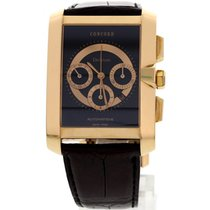 Concord Men's Concord Delirium 18k Rose Gold Automatic...