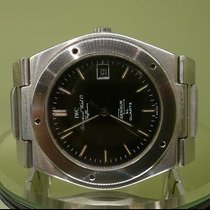 IWC vintage INGENIEUR SL jumbo quartz only 142 produced black...