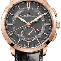 Girard Perregaux 1966 Dual Time 49544-52-231-bb60