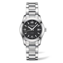 Longines Conquest Classic Automatic Date Ladies watch L22854566