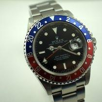 Rolex 16710T GMT II Z series Pepsi bezel dates 2006