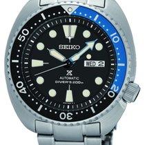 Seiko Turtle Herrenuhr Prospex Automatik Diver, SRP787K1